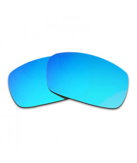 Hkuco Mens Replacement Lenses For Spy Optic Dirk Sunglasses Blue Polarized