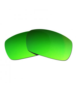 Hkuco Mens Replacement Lenses For Spy Optic Dirk Sunglasses Emerald Green Polarized
