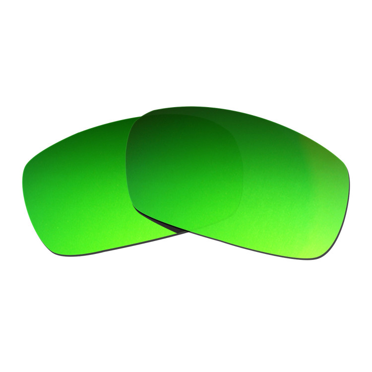 18cb1de804 Hkuco Mens Replacement Lenses For Spy Optic Dirk Sunglasses Emerald Green  Polarized
