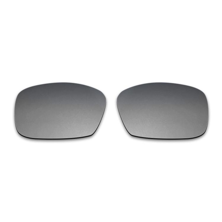 ac4278b2c3 Hkuco Mens Replacement Lenses For Spy Optic Dirk Sunglasses Titanium Mirror  Polarized