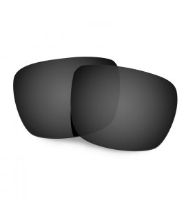 Hkuco Mens Replacement Lenses For Spy Optic Helm Sunglasses Black Polarized