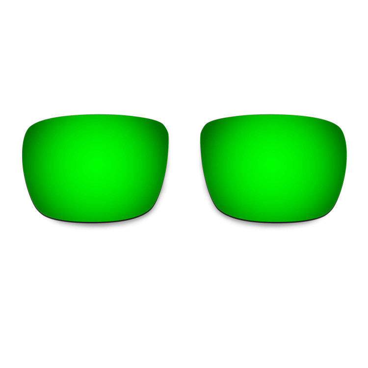 7f25143bc26 Hkuco Mens Replacement Lenses For Spy Optic Helm Sunglasses Emerald Green  Polarized