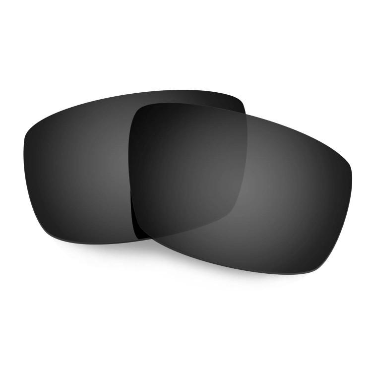 63230963121 Hkuco Mens Replacement Lenses For Spy Optic Logan Sunglasses Black Polarized