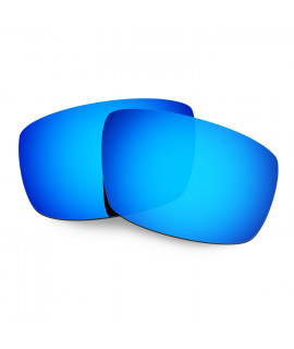 Hkuco Mens Replacement Lenses For Spy Optic Logan Sunglasses Blue Polarized