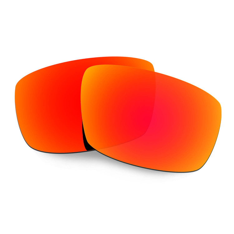 fcdb633386f Hkuco Mens Replacement Lenses For Spy Optic Logan Sunglasses Red Polarized