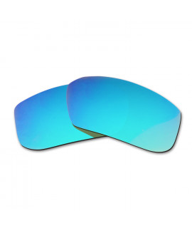 Hkuco Mens Replacement Lenses For Spy Optic McCoy Sunglasses Blue Polarized