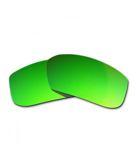 28f37ddef9 Hkuco Mens Replacement Lenses For Spy Optic McCoy Sunglasses Emerald Green  Polarized