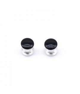 HKUCO Replacement Black Screws Stainless Steel For Oakley Jawbone/Split Jacket/Racing Jacket Sunglasses