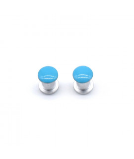 HKUCO Replacement Blue Screws Stainless Steel For Oakley Jawbone/Split Jacket/Racing Jacket Sunglasses