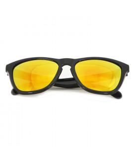HKUCO Bright Red Sunglasses