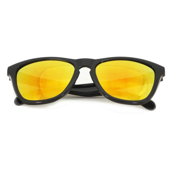 HKUCO Bright Red Sunglasses