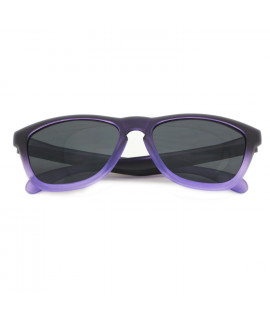 HKUCO Black * Purple Sunglasses
