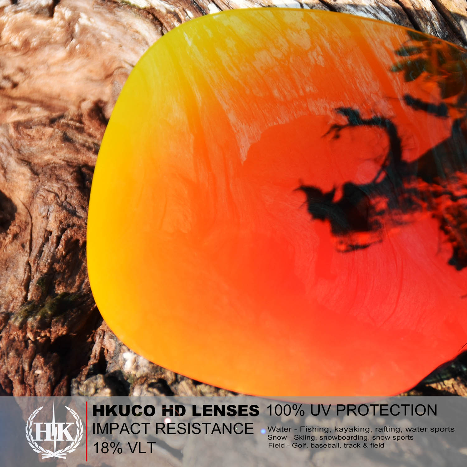 HKUCO Official Site | Replacement Lenses For Oakley |Sunglasses | T ...